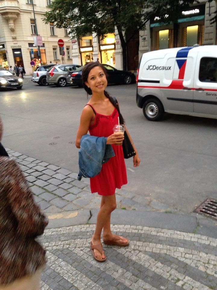 Tala Lee-Turton Prague International Ballet Masterclasses
